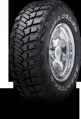 Wrangler MT/R with Kevlar Tires